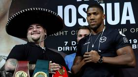 WATCH: Ruiz Jr and Joshua press conference in London ahead of heavyweight title rematch