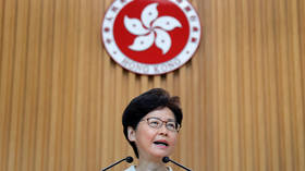 'Fitch is wrong': Carrie Lam rebukes agency for downgrade of Hong Kong credit rating