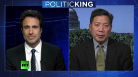 US manufacturing shrinks amid China trade war