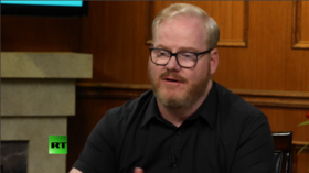 Jim Gaffigan on stand-up special 'Quality Time', politics in comedy, & Jerry Seinfeld Larry King Now