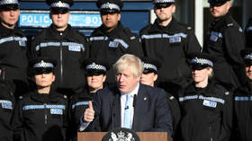 Yorkshire police chief lashes out at BoJo for using new recruits as 'backdrop' for political speech