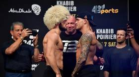 UFC 242: Khabib Nurmagomedov submits Dustin Poirier to retain UFC lightweight title (RECAP)