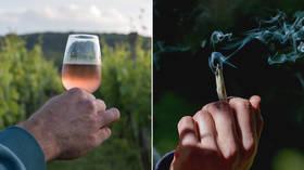 Racketeering lawsuit heats up wine vs. weed war in Oregon
