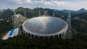 Messages from other worlds? Mysterious radio signal detected by high-tech Chinese telescope