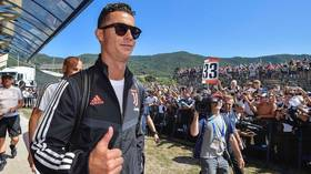 Cristiano Ronaldo pockets nearly THREE TIMES MORE than any other Serie A player, report shows