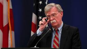 US National Security Advisor John Bolton resigns