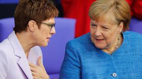 Germany ready to do its part to avoid proxy war in Libya – Merkel