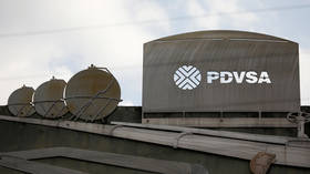 Venezuelan oil major PDVSA registers office in Moscow