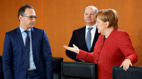 Merkel still sees 'every chance' of orderly Brexit