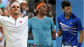 Forget picking sides in the Federer-Nadal-Djokovic debate, just sit back and revel in the brilliance