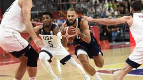 'Momentous': France dump reigning champs USA out of FIBA Basketball World Cup