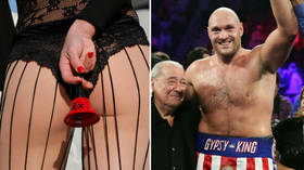 Slugfest to smutfest: Tyson Fury teases possible future in porn in Mike Tyson interview
