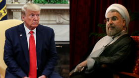 Iran thaw coming? After firing chief hawk, Trump hints at lifting sanctions on Tehran