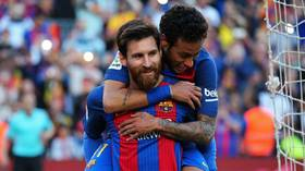 'I would have loved it if Neymar came': Lionel Messi opens up on Barca's failure to re-sign PSG ace