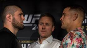 Khabib Nurmagomedov says Dustin Poirier was 'far tougher than McGregor' in UFC 242 title tussle