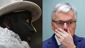 How to wear blackface & get away with it: For starters, be a Belgian minister
