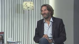Frederic Beigbeder: The world is getting more stupid every day
