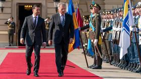 Ukraine preparing 'roadmap to implement peace deal' for Donbass – Zelensky