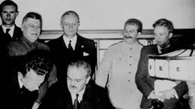 Alliance between Berlin & Warsaw? New docs reveal what pushed USSR towards Molotov-Ribbentrop Pact
