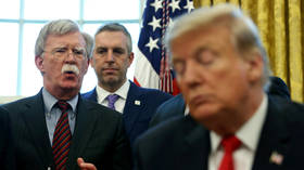 'Bolton held me back!' Trump says he's a BIGGER hawk on Venezuela & Cuba than fired adviser
