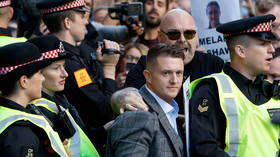 McDonald's & barber: Tommy Robinson lists his priorities after prison release (PHOTO)