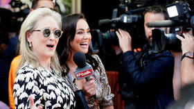 Bronzeface? Woke warrior Meryl Streep accused of wearing Latina 'blackface' in new Netflix film