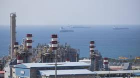 Iran signs $440 million deal to develop Belal gas field
