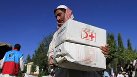 Taliban revokes months-long ban on Red Cross in Afghanistan