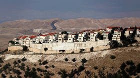 Israel approves settlement in West Bank days before crucial elections