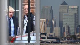 BoJo's bankrollers bet £4.6 billion on 'no-deal' as Brexit report prompts anger online