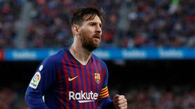 Messi declared fit for Barcelona Champions League opener at Dortmund