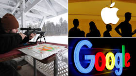 Federal court tells Apple & Google to share data of over 10,000 gun scope app users – report