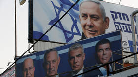 Polls close in Israel: Historic snap election a referendum on Netanyahu & settlement annexations