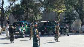 Blast near US Embassy in Kabul after attack on President Ghani campaign rally