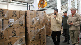 US Sanctions Venezuelan businessmen for alleged food aid scam