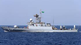 Saudi Arabia joins US-led naval patrols in Strait of Hormuz