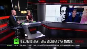 Snowden's new book causes legal stir & air marshals program in 'crisis'