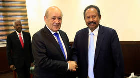 Sudan's new PM Hamdok in Egypt to meet with Sisi