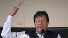 Pakistani PM Khan to urge Trump to restart Afghan peace talks with Taliban