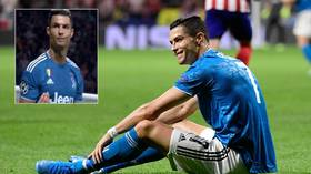 Ronaldo explains latest hand gesture to Atletico fans after Juve throw away 2-goal lead in Madrid