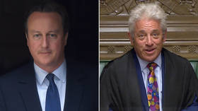 Bercow made 'my life HELL': Former British PM David Cameron reveals
