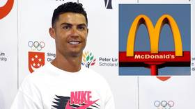 Repaying the favor: Ronaldo seeks dinner reunion with women who gave him McDonald's hamburgers as a poor youngster