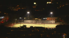 2 teens injured in shooting that triggered stadium panic & evacuation at high school football game in Philadelphia (VIDEO)