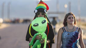 No aliens, no party: Poor turnout for Area 51 raid kills UFO fanatics' festival