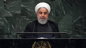 'Don't send warplanes & bombs': Rouhani to present Persian Gulf 'peace plan' at UN
