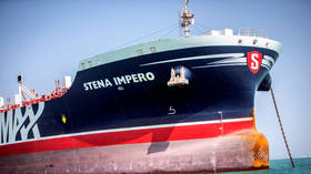 UK-flagged tanker Stena Impero to be released 'soon' – Iranian maritime official