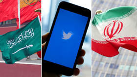 Twitter purges hundreds of accounts from Egypt & UAE for 'pro-Saudi messaging' that targeted IRAN & QATAR