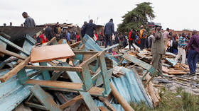7 children killed, 57 injured in Kenyan classroom collapse (PHOTOS, VIDEO)