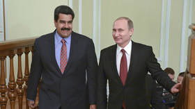 Venezuela's Maduro heading for Russia on official visit 'in a few hours'