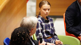 Greta Thunberg wants you to be afraid, and big business will make a killing off it